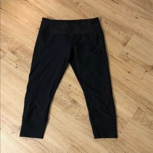 Mondetta Cropped Leggings For Women